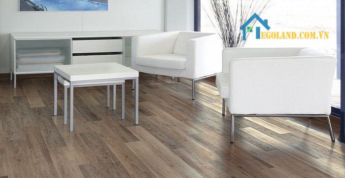 Sàn nhựa IBT Floor được nhập khẩu từ Hàn Quốc