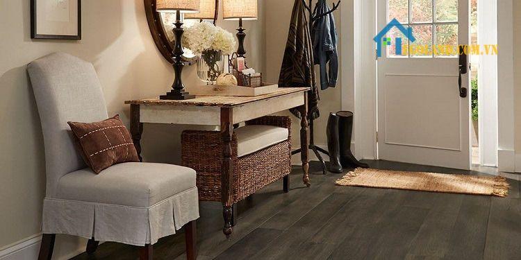 Sàn nhựa Rosa Floor cũng là lựa chọn của nhiều khách hàng Việt Nam