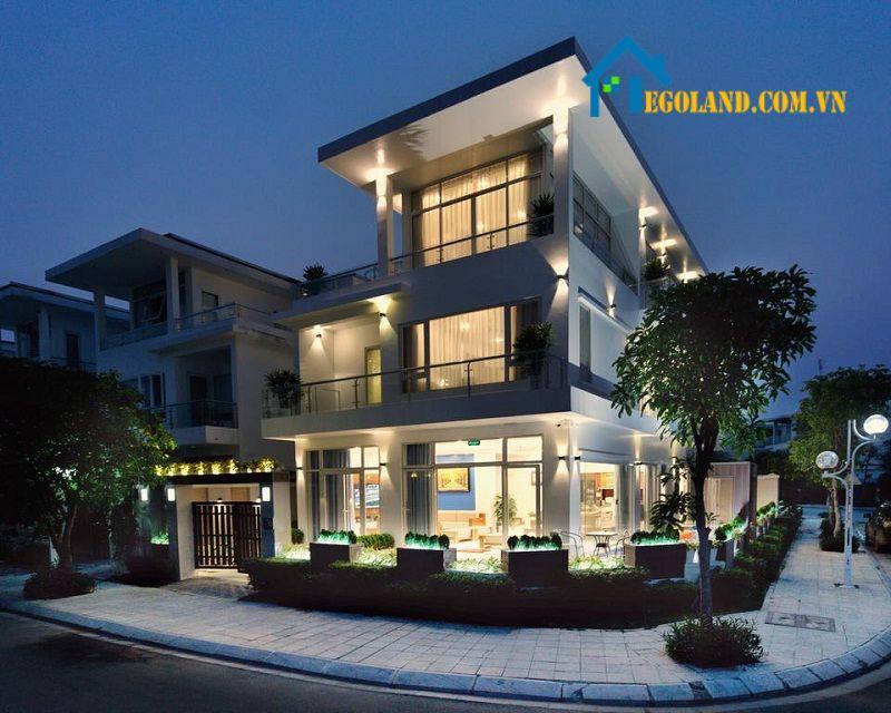 Sao Biển là khu biệt thự có vị trí cạnh Resort Fusion Maia và gần biển