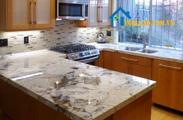 Sử dụng vật liệu đá hoa cương hiện nay là nhu cầu của nhiều khách hàng