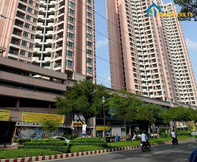 Thông tin tổng quan về chung cư Thuận Kiều