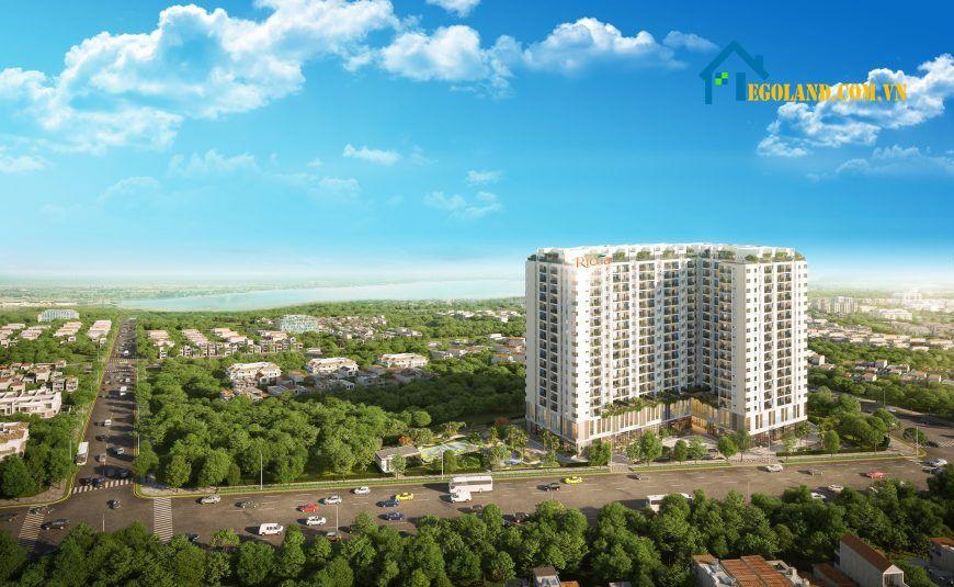 Tổng quan thông tin của dự án 9 view Apartment