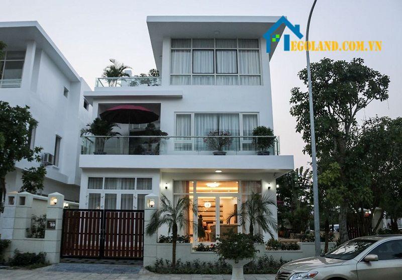 Villa FLC Sầm Sơn là phân khu biệt thự ven biển nằm trong tổ hợp quần cao cấp về du lịch nghỉ dưỡng