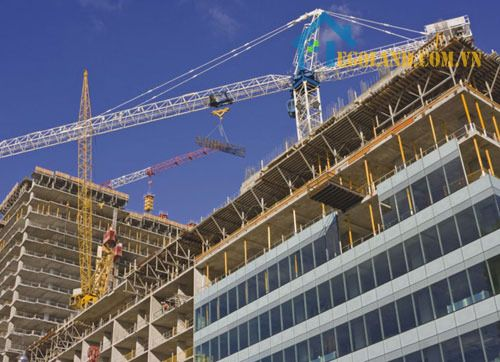 Xây dựng dân dụng là ngành mang nhiều kỹ thuật phức tạp