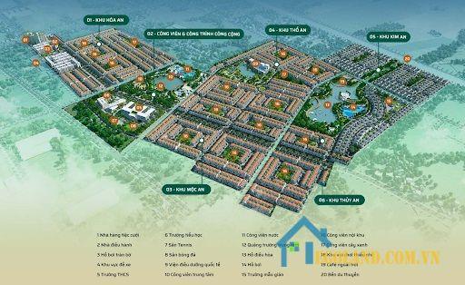 Ý nghĩa những bản quy hoạch đối trong bất động sản