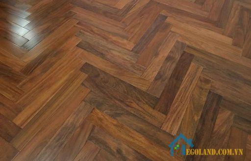 Sàn gỗ lim
