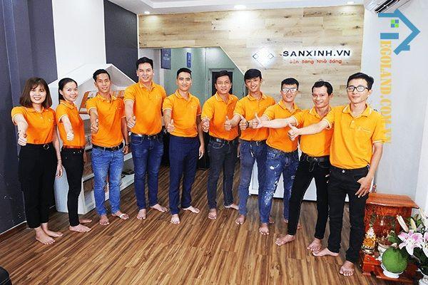 Công ty TNHH thương mại dịch vụ Sàn Xinh