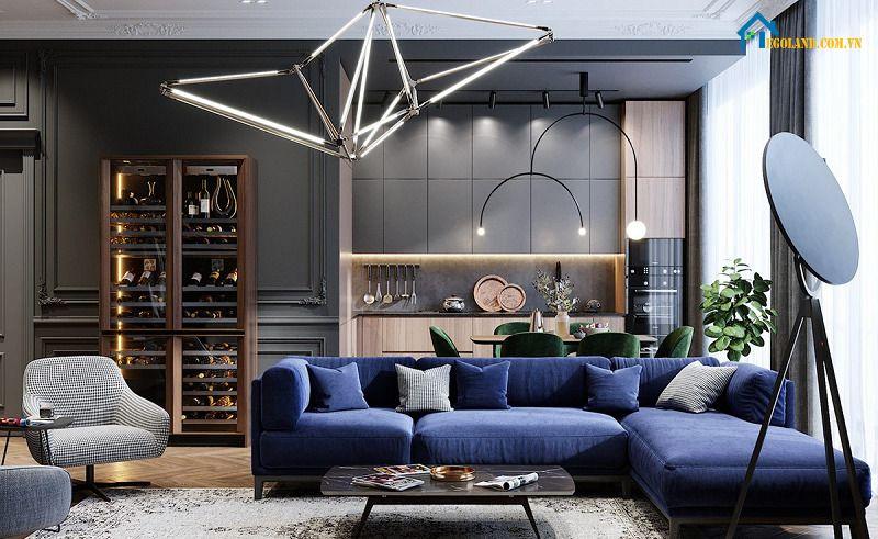 Đồ nội thất là điều quan trọng cần chú ý khi decor không gian