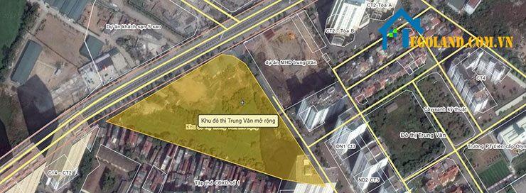 Dự án sở hữu vị trí vàng đắc địa trong thành phố