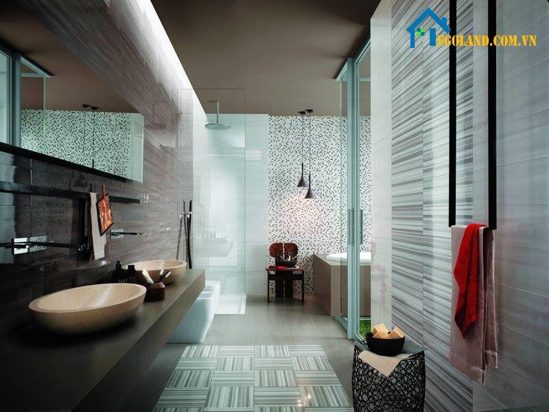 Một số lưu ý khi thiết kế nội thất nhà vệ sinh, phòng tắm đẹp