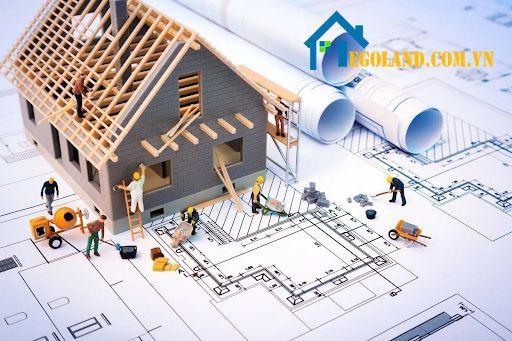 Tiến độ thi công xây dựng nhà ở đất