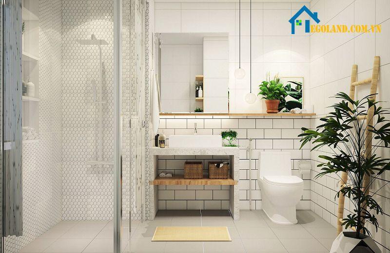 Tiêu chuẩn về kích thước của phòng tắm và nhà vệ sinh