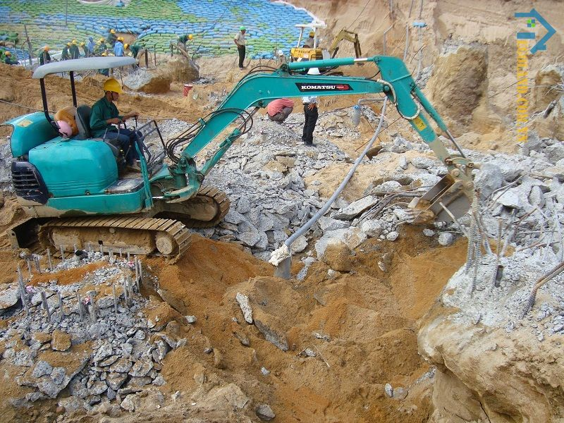 Các tiêu chuẩn đào đất hố móng cập nhập mới nhất