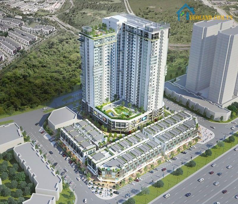The Two Residence là dự án chung cư thuộc khu đô thị Gamuda Gardens tọa lạc tại quận Hoàng Mai