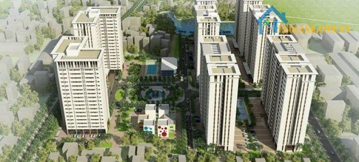 Chung cư thu nhập thấp The Vesta Phú Lãm - Hà Đông