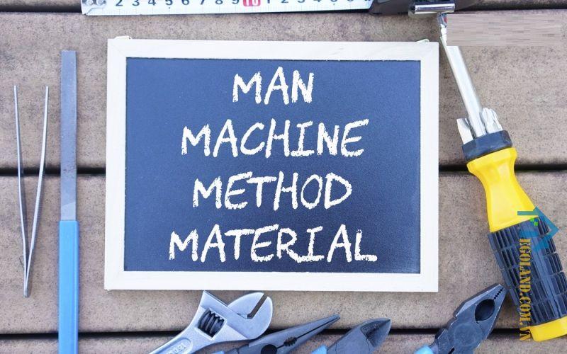 Có nhiều phương pháp giúp 4M đạt hiệu quả tốt nhất