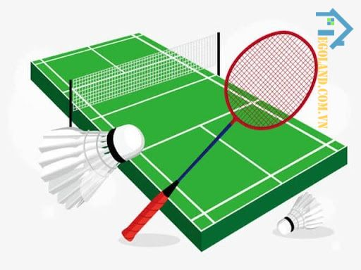 Để phân biệt với nền sân thì đường kẻ biên sẽ có màu vàng hoặc màu trắng và đường kẻ biên cũng có độ dày khoảng 4cm