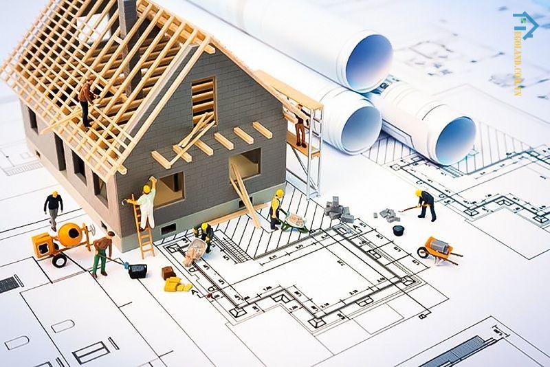 Diện tích sàn xây dựng hiện nay cũng sẽ được tính theo công thức lấy chiều rộng nhân với chiều dài