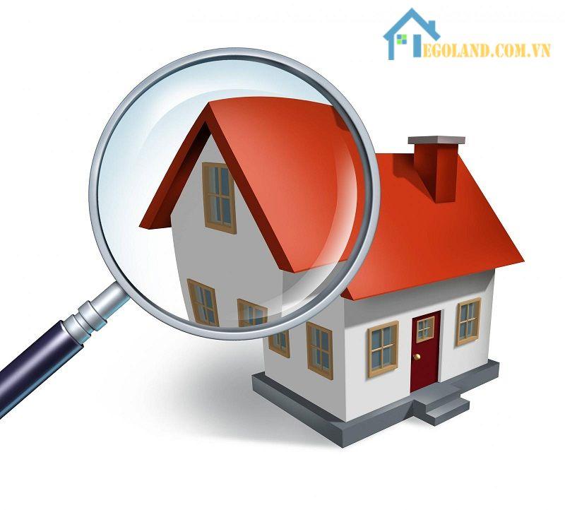 Đối với người cho thuê nhà xác định kỹ hiện trạng căn nhà hoặc phòng sau khi thuê có điều gì thay đổi