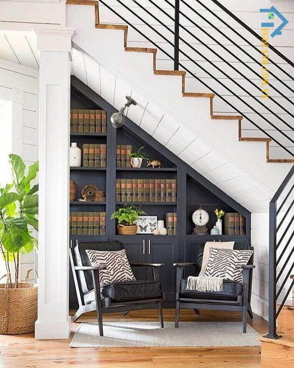 Gia chủ cần căn cứ vào nhu cầu sử dụng của gia đình để có thể lựa chọn được loại tủ gầm cầu thang cho phù hợp