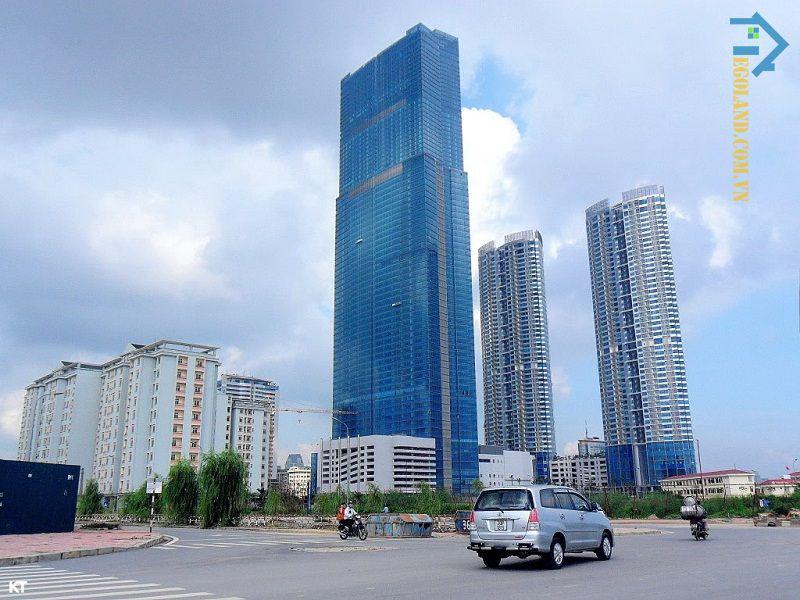 Keangnam Hà Nội Landmark Tower thu hút được rất nhiều sự quan tâm trên thị trường hiện nay