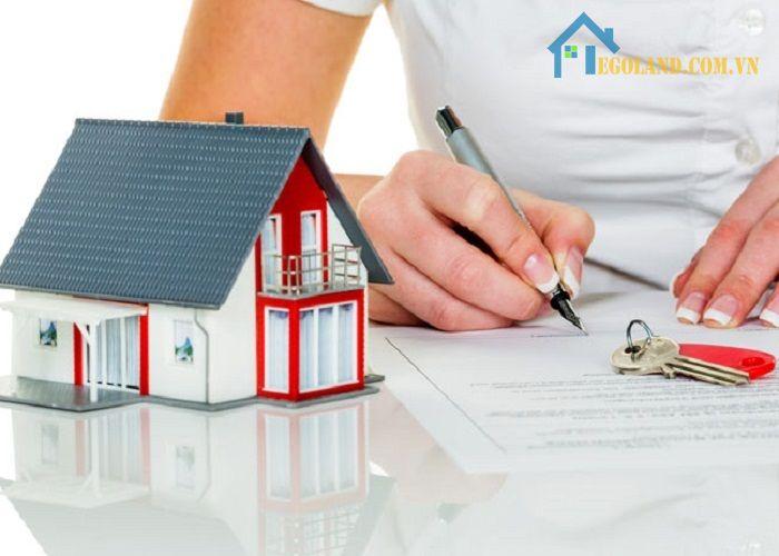 Khái niệm mẫu hợp đồng thuê nhà nguyên căn