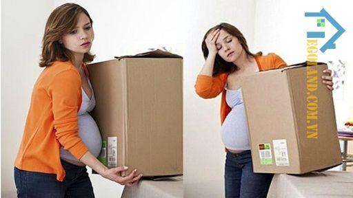 Không cho phụ nữ mang thai dọn dẹp chính là một trong những điều kiêng kỵ khi về nhà mới mà bạn nên biết