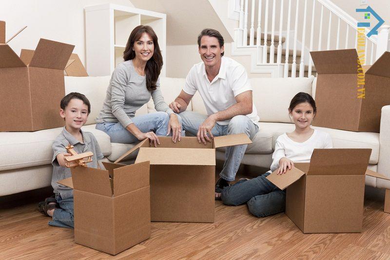 """Mọi người trong gia đình nên cố gắng """"dĩ hòa vi quý"""" ngay trong ngày đầu chuyển đến nhà mới"""