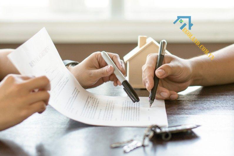 Một số lưu ý trước khi lập biên bản thanh lý hợp đồng thuê nhà