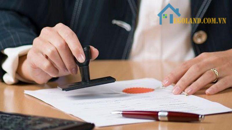 Một số lưu ý trước lúc ký vào biên bản TLHĐ thuê nhà