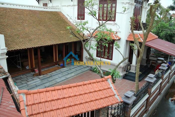 Mẫu nhà gỗ 3 gian truyền thống
