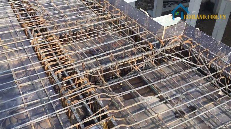 Phân biệt được lớp bảo vệ cốt thép dầm