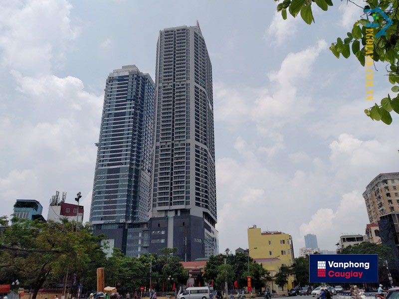 Tòa nhà Discovery Complex A