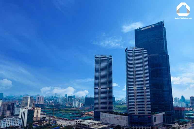 Tòa nhà Keangnam Hà Nội Residential Tower 1, 2