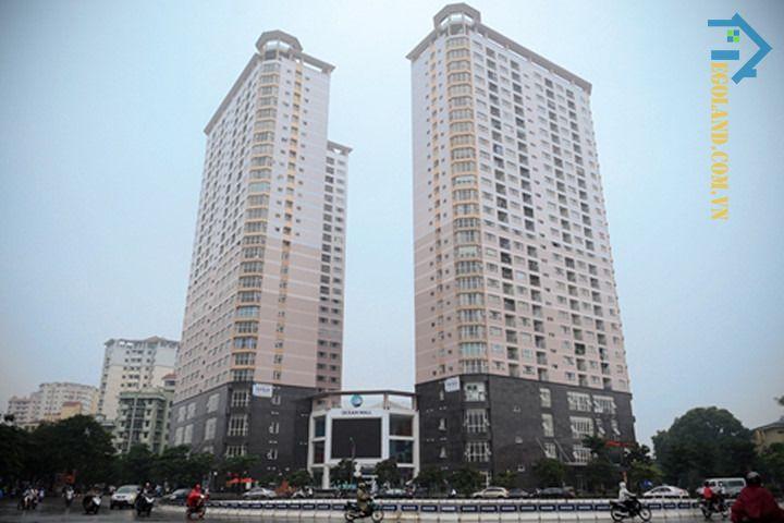 Tòa nhà cao tầng HANCORP Plaza