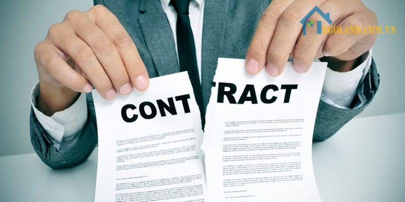 Việc đơn phương chấm dứt hợp đồng thuê nhà có phải báo trước cho bên còn lại