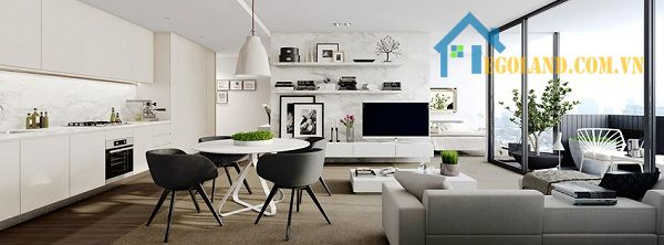 Việc thiết kế, thi công nội thất chính là vấn đề vô cùng quan trọng