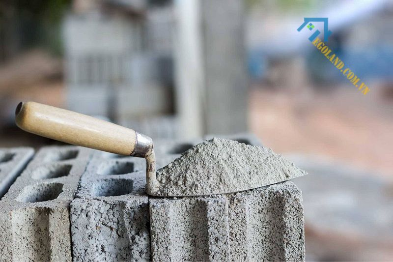 Xi măng được hiểu là chất kết thủy dính lực, sử dụng làm vật liệu trong xây dựng