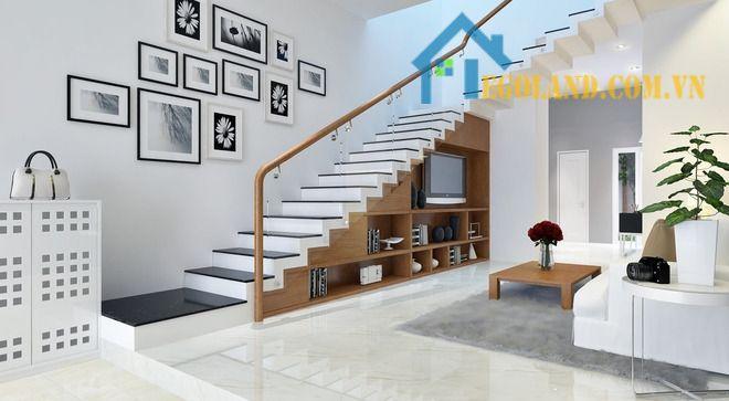 mẫu phòng khách tối giản cho những gia đình