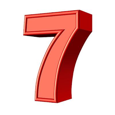 Ý nghĩa số 7