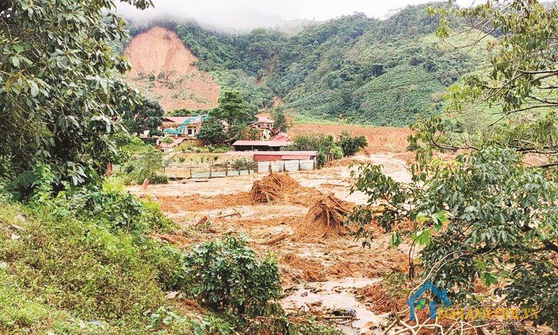 Đất phần trăm được xây nhà không?