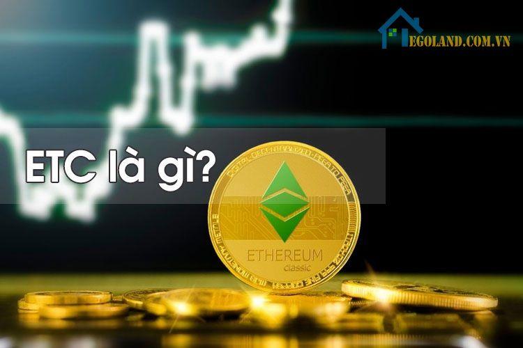 ETC được xem là một loại tiền ảo
