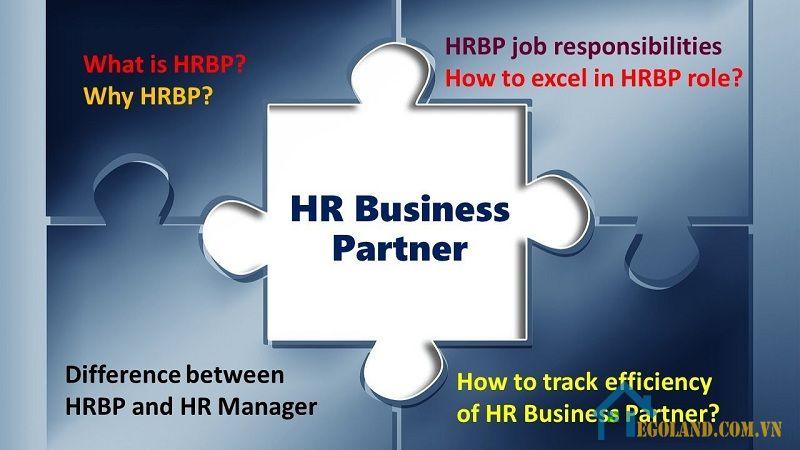 HR và HR Business Partner đóng vai trò rất quan trọng