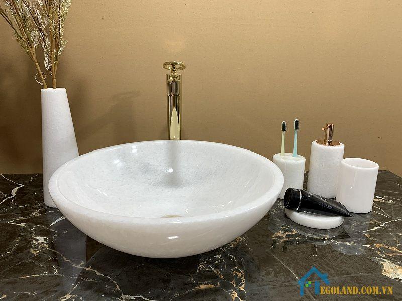 Kích thước của lavabo tròn