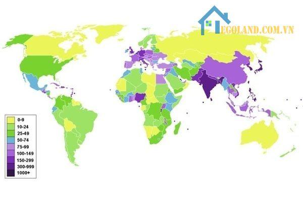 Mật độ dân số sinh học chính là phép đo thường được những người hoạt động trong lĩnh vực bảo vệ môi trường sử dụng