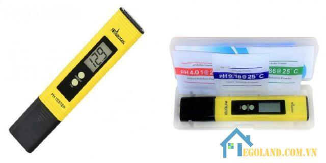 Máy đo độ PH đất Risantec Digital