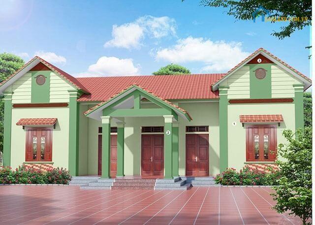 Mệnh hỏa hợp màu gì? Mệnh hỏa sơn nhà màu gì tốt?
