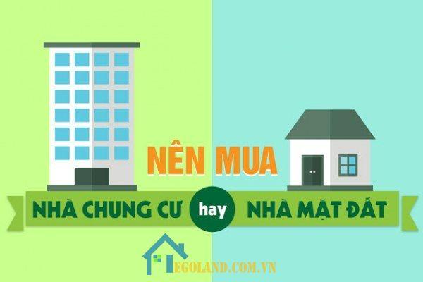 Những ưu và nhược điểm khi mua nhà riêng
