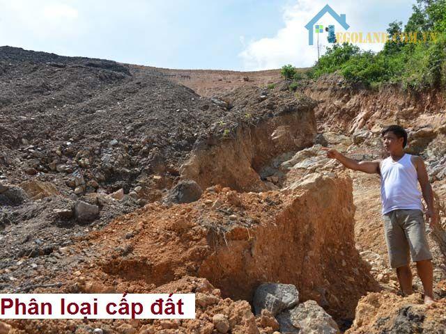 Tổng hợp bảng phân cấp đất cập nhập mới