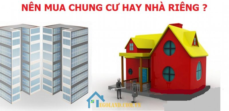 Ưu điểm của mua nhà chung cư